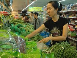 Giá rau củ bắt đầu hạ nhiệt (22/10/2012)