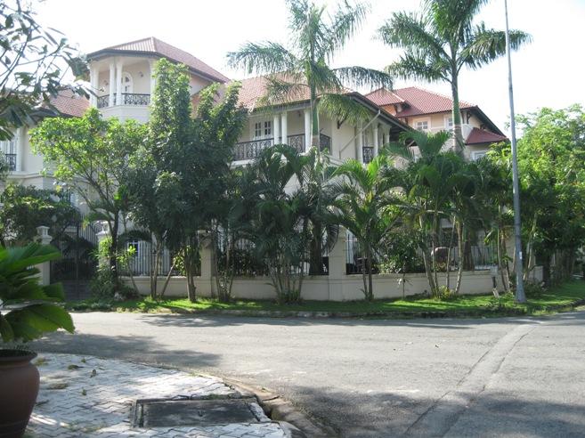 Cho thuê Villa Quận 2